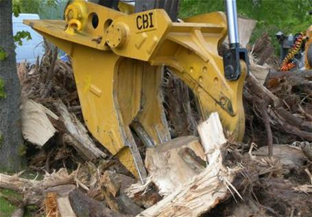 cbi stump shear