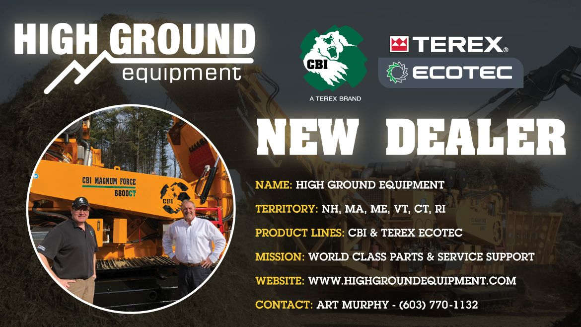 High Ground Equipment now offers CBI and Ecotec.