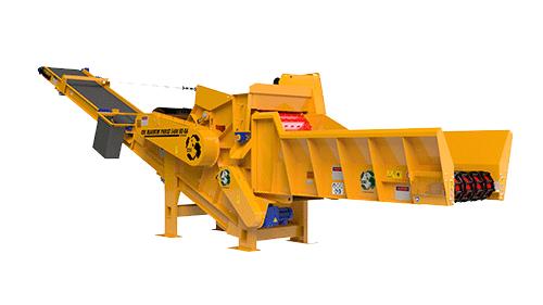 5400SE Electric Horizontal Grinder