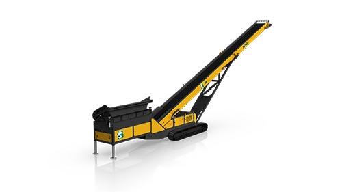 75TLS Stacking Conveyor CBI