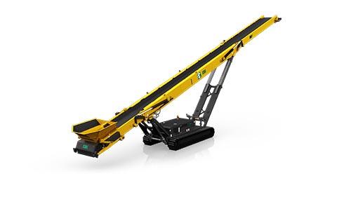 CBI 80T Stacking Conveyor