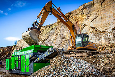 Bison 160 Quarry