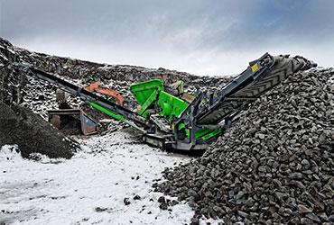 Bison 280 Crushing Rock in Kilrea