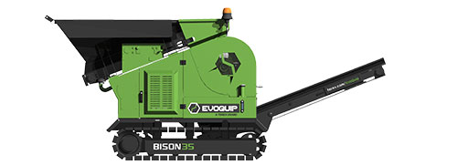 Bison 35 Product Render Side View