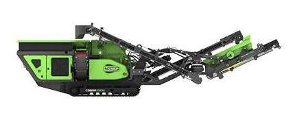 Track Mounted Impact Crusher