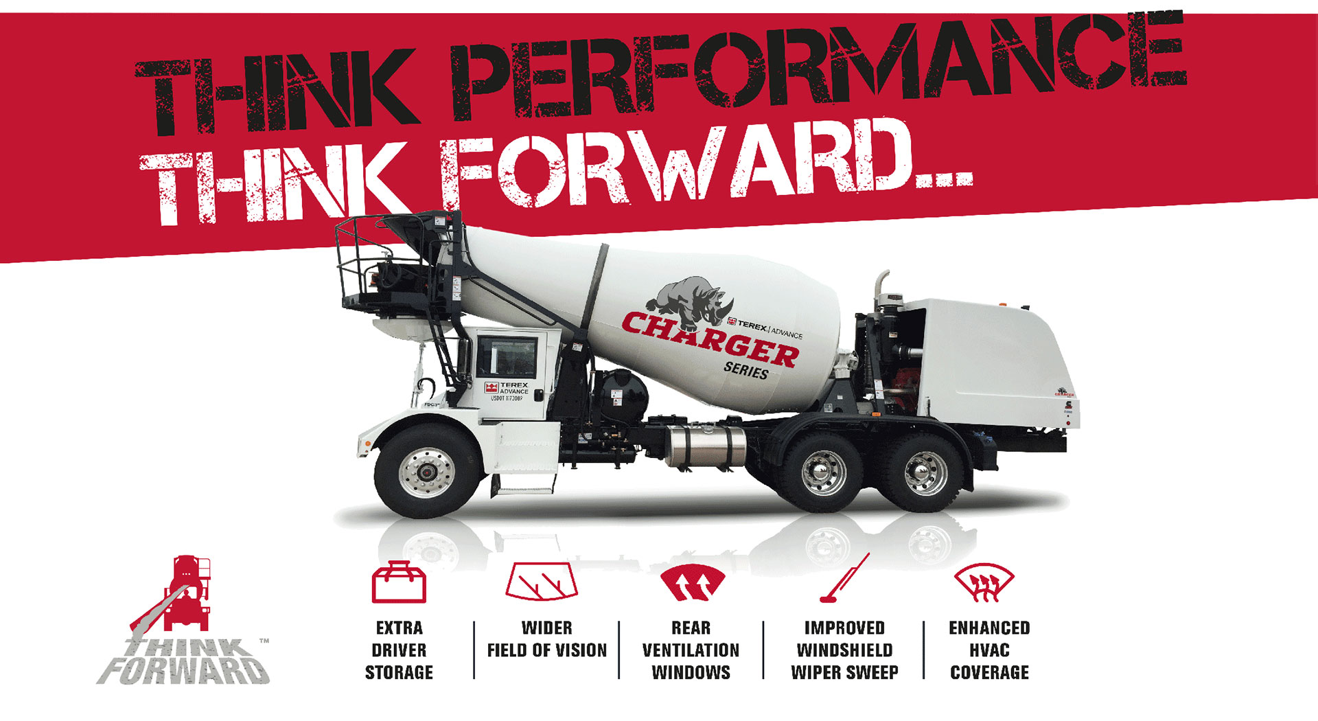 Terex Advance Hero Think Forward