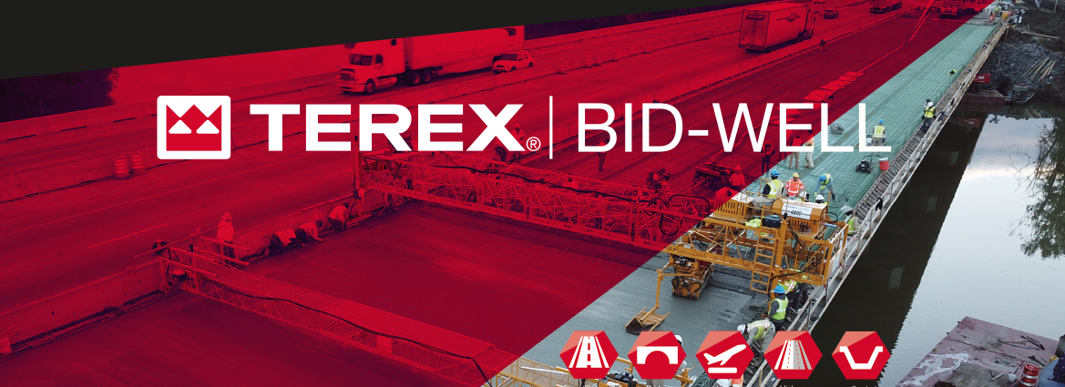 Terex Bid-Well Overview Header