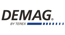 Demag-By-Terex-Logo