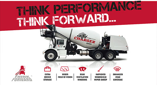 Terex Concrete Products - Bid-Well roller pavers, Advance mixer ...