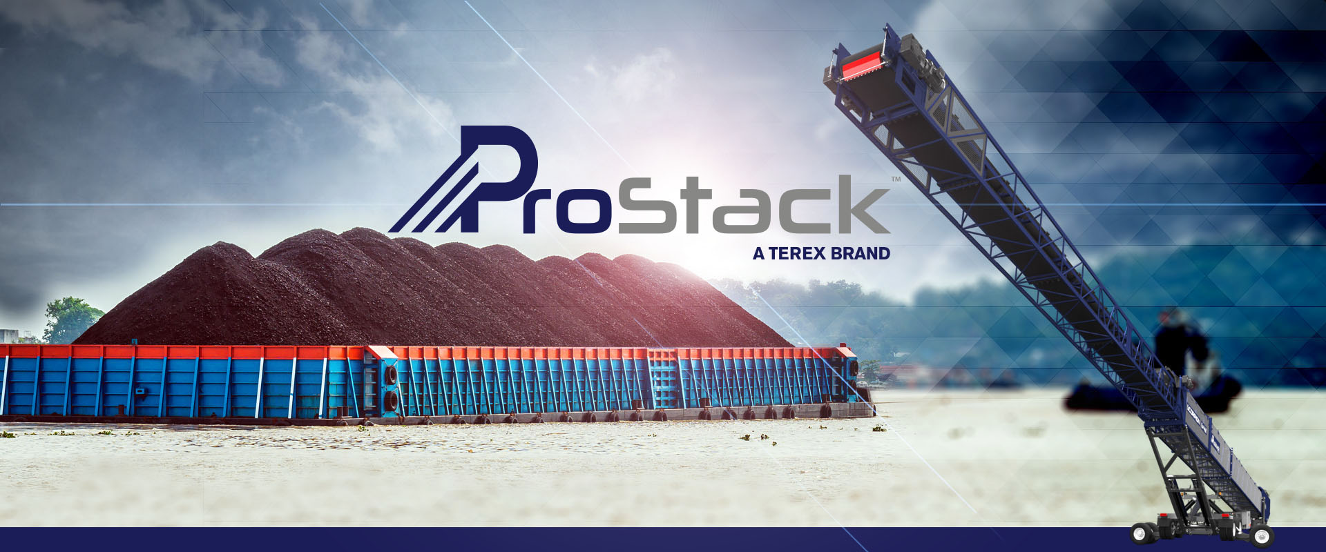 Prostack Conveyor Hero Image