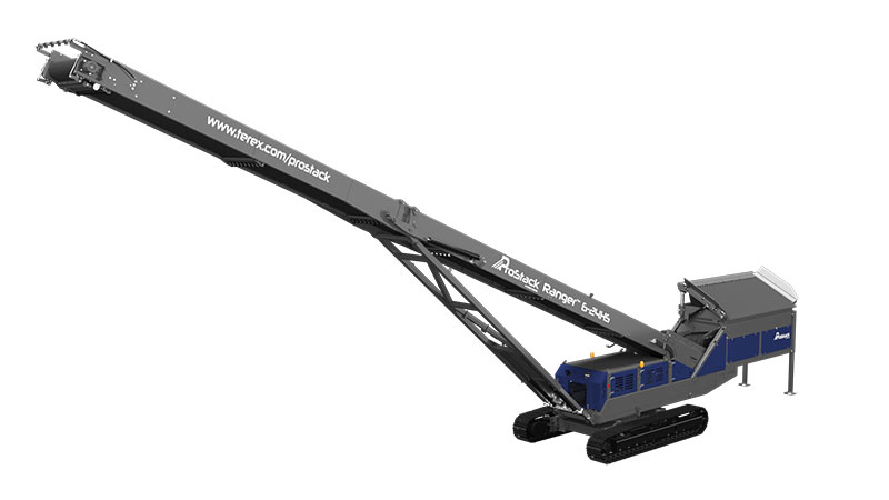 ProStack Ranger 6-24HS Rotating Track Conveyor
