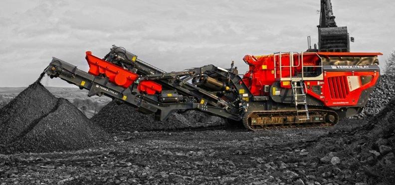 Jobreport Terex Finlay IC-100RS Impact Crusher (Demolition)