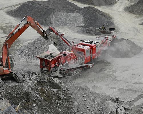 Terex Finlay I-140RS impact crusher  (6)
