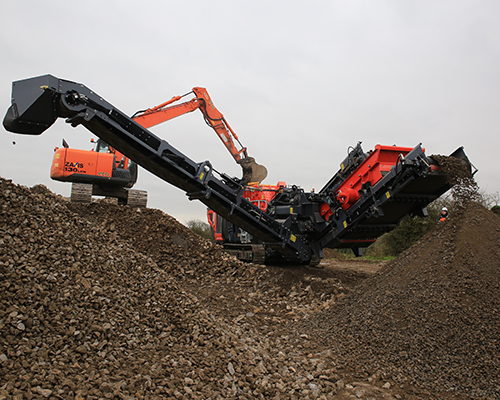 Terex Finlay IC-100RS compact impact crusher (2)