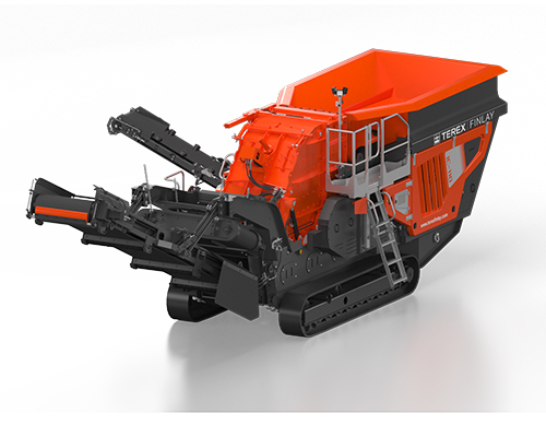 Terex Finlay IC-110 compact impact crusher (5)