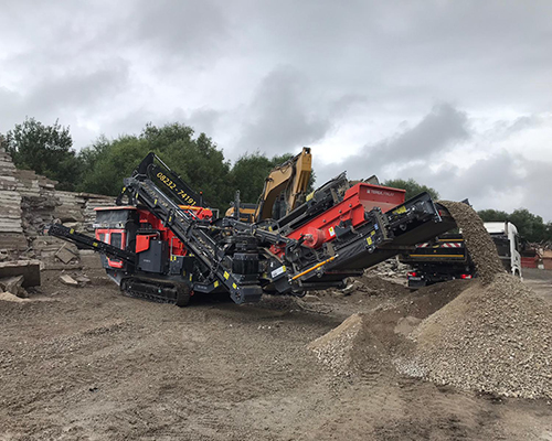 Terex Finlay IC-110RS compact impact crusher (1)