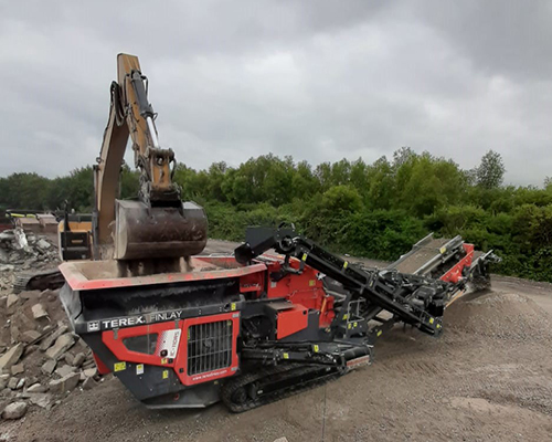 Terex Finlay IC-110RS compact impact crusher (5)