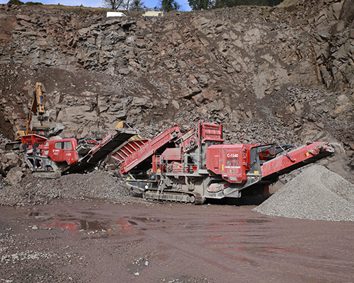 Terex Finlay J-1170 direct drive jaw crusher (1)