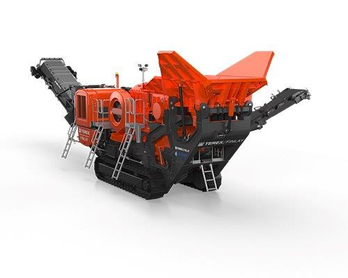Terex Finlay J-1280 Jaw Crusher (4)