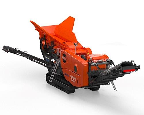 Terex Finlay J-1280 Jaw Crusher