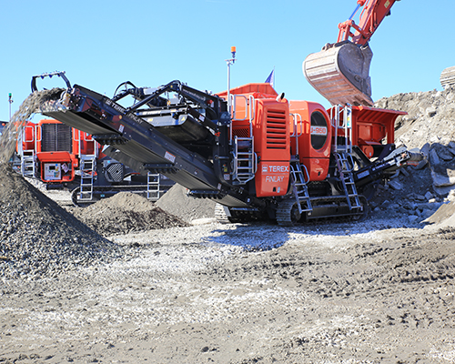 Terex Finlay J-960 jaw crusher (2)
