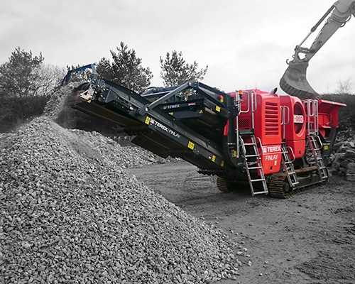 Terex Finlay J-960 jaw crusher (3)
