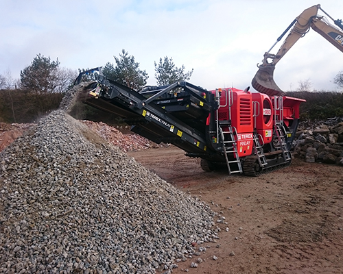 Terex Finlay J-960 jaw crusher (4)