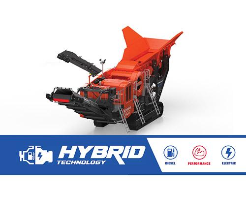 Terex Finlay J-1280 hybrid jaw crusher (4)