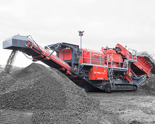 Terex-Finlay-C-1545-Mobile Cone Crusher