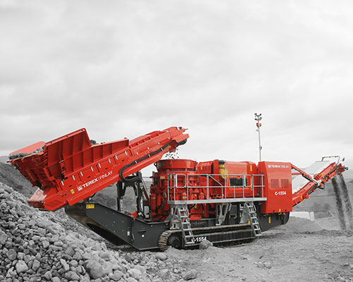 Terex-Finlay-C-1554-Secondary Cone Crusher