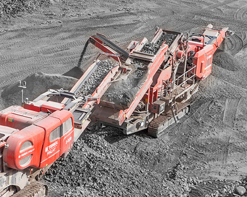 Terex-Finlay-J-1170d Primary Jaw Crusher
