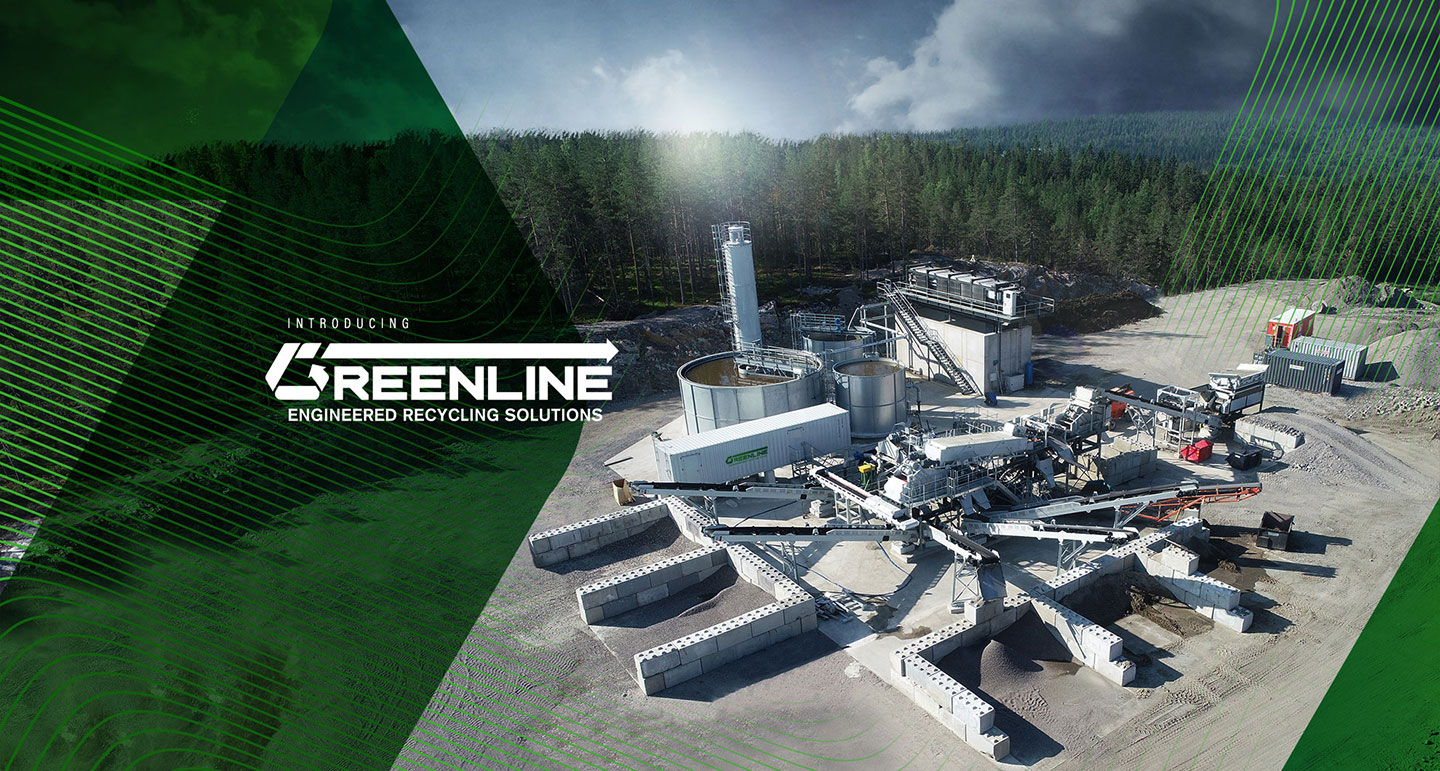 Introducing Greenline