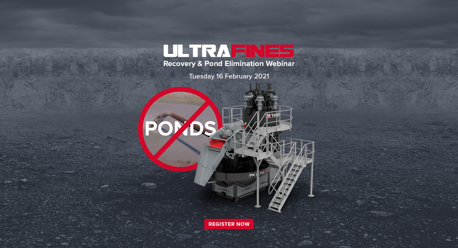 Ulstra Fines Recovery And Pond Elimination Webinar