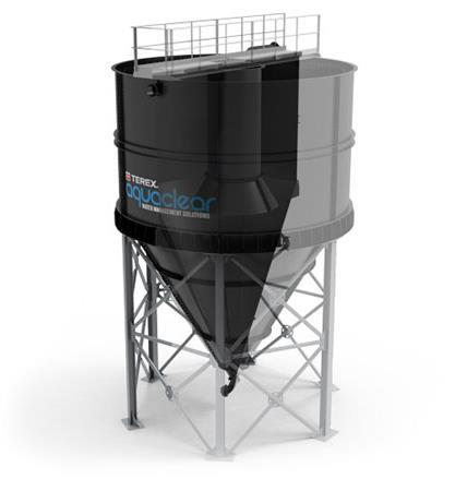 Deep Cone Thickener Tank
