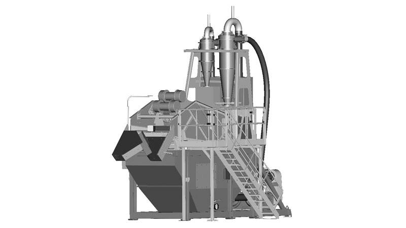 Sand Processing Unit