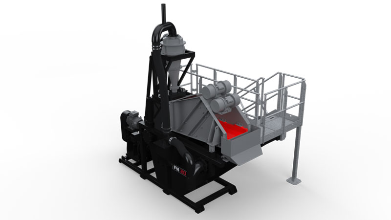 FM20 Sand Recovery Unit