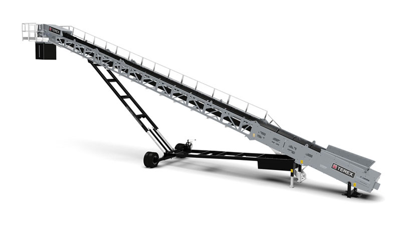 TC Lattice Range Conveyor Side View