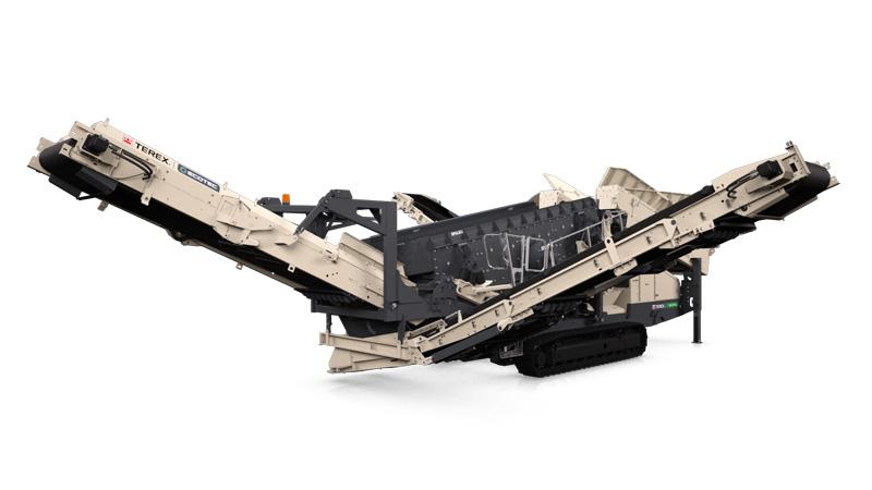 TRS 550 Screening Machine