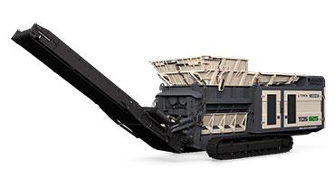 TDS 825 Slow Speed Shredder