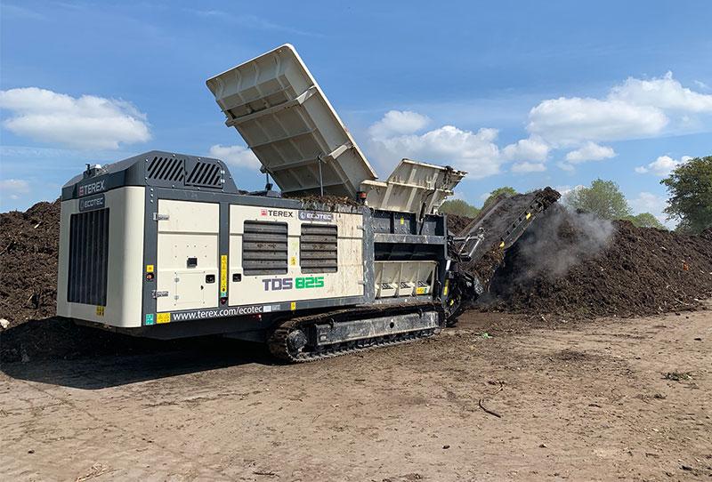 TDS 825 Green Waste