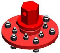 Screw Anchor Adapters Screw Anchor Adapters | Terex Utilities