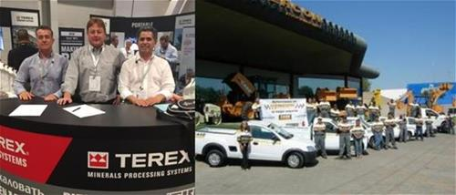 Whats new | Terex MPS