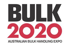 Logo for BULK2020 Australian Bulk Handling Expo