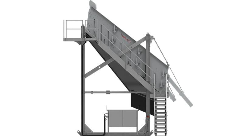 MHFS2618 high frequency screen module