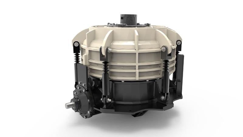 Cedarapids TC1300 Cone Crusher | Terex MPS