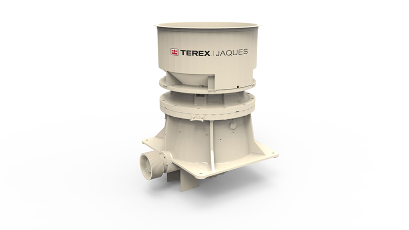 Jaques J50 Gyracone Crusher   Terex MPS