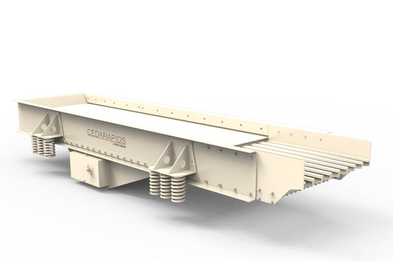 VGF5220-15 vibrating grizzly feeder