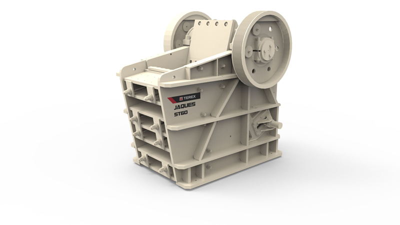 ST48 Jaw Crusher ST48 | Terex MPS
