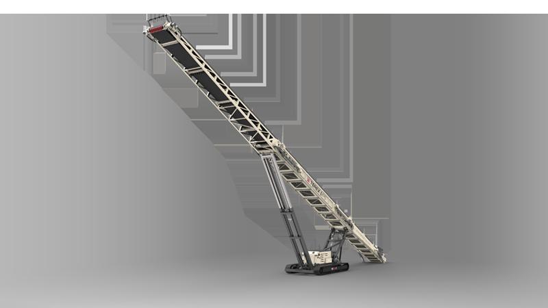 100ft Tracked Conveyor-Camera 1