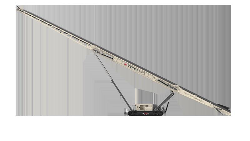 100ft Tracked Conveyor-Left
